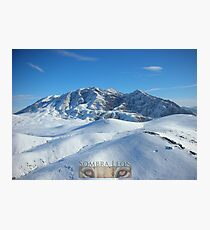Ridge Photographic Print