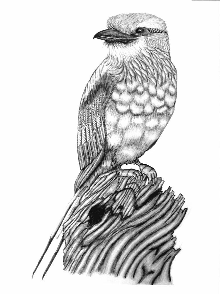 Bird by Retha Kruger