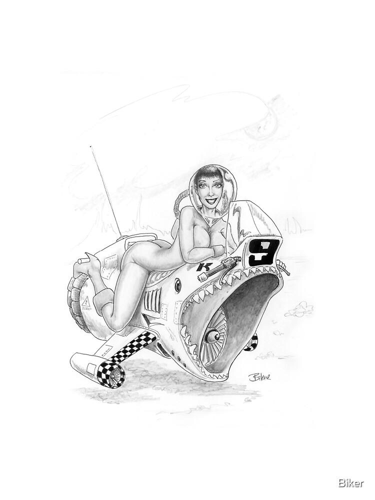 Jetbike by Biker