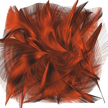 Naranja y negro de NoraMohammed