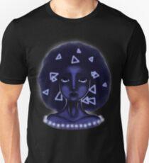 Triangle Afro Girl Unisex T-Shirt