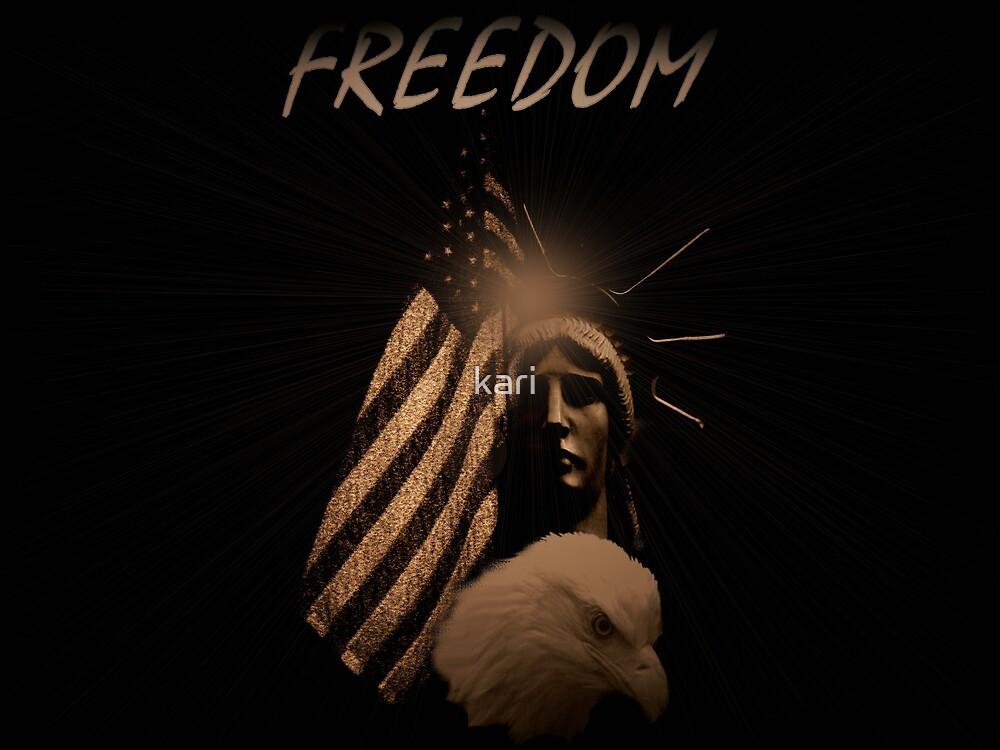 Freedom by kari