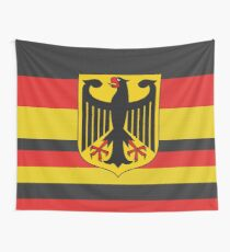 Federal Republic of Germany  Wall Tapestry