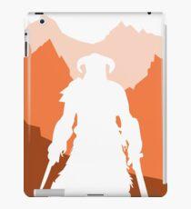 Dragonborn - Orange iPad Case/Skin