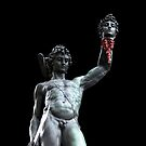 Perseus Beheading Medusa by Dave Martin
