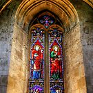 The Beautiful Art of Stained Glass by Christine Smith