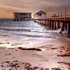 Early Morning at Queenscliff, Victoria (2) by Christine Smith