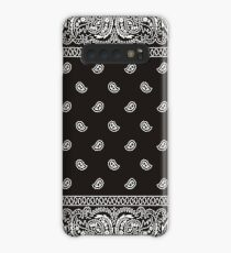 Bandana - Black - Selection Available  Case/Skin for Samsung Galaxy
