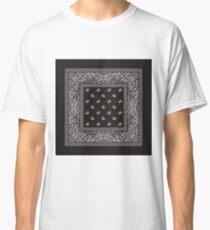 Bandana - Black - Selection Available  Classic T-Shirt