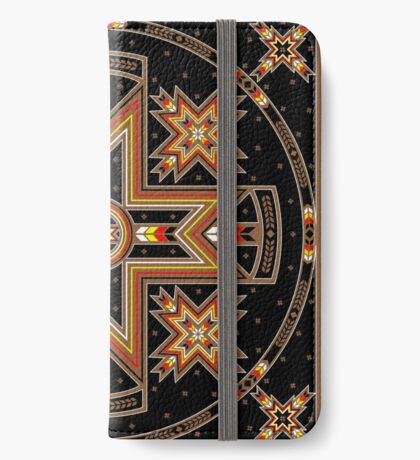 Mysteries of the Stars iPhone Wallet