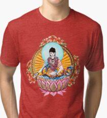 BODHISATTVA // बोधिसत्व Tri-blend T-Shirt