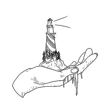 Lighthouse by nagayama