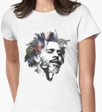 J. Cole Women's Fitted T-Shirt