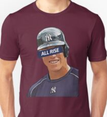 Aaron Judge - All Rise Censor Bar  T-Shirt