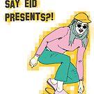 FRESH Eid Card 6 by Banarn