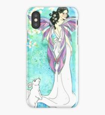 Daily Doodle 37 - Train - Faerie Tail Wedding iPhone Case/Skin
