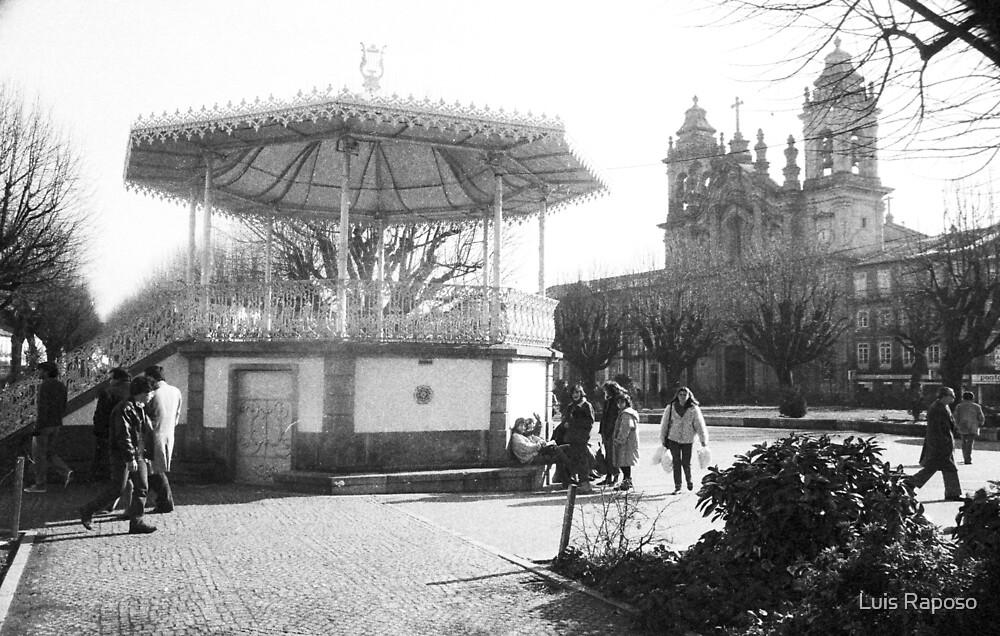 Coreto de Braga by Luis Raposo