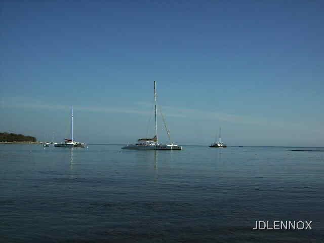 Boats by JDLENNOX