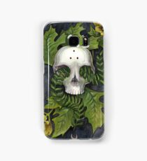 Henbane and Fern Samsung Galaxy Case/Skin