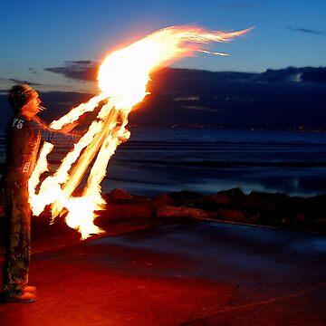 fire poi8 by zacco