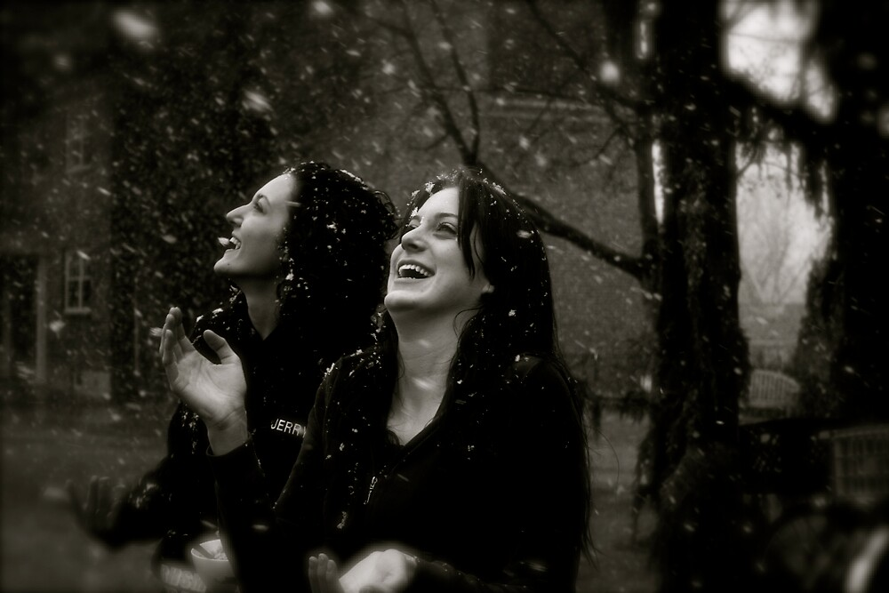 Snow Smiles by Alex Kearns