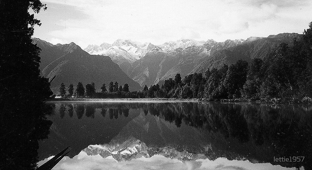 Lake Matheson by lettie1957