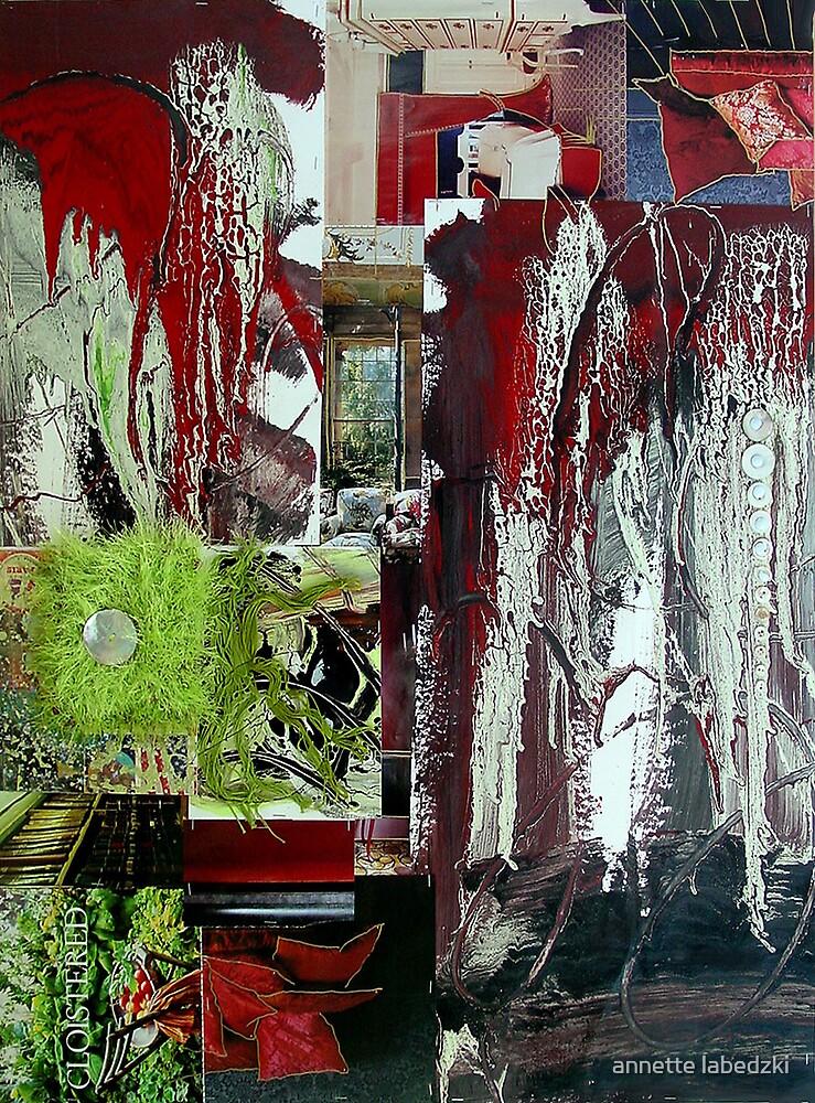 collage #2  30x40 by annette labedzki