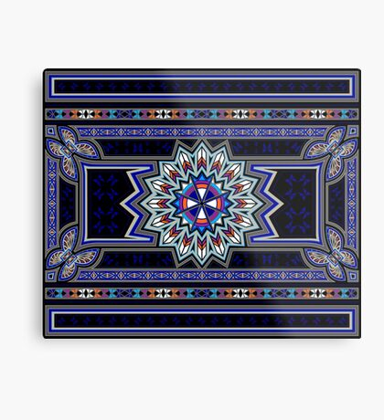 Butterfly Nation Metal Print