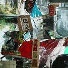 collage #11 25x38 by annette labedzki