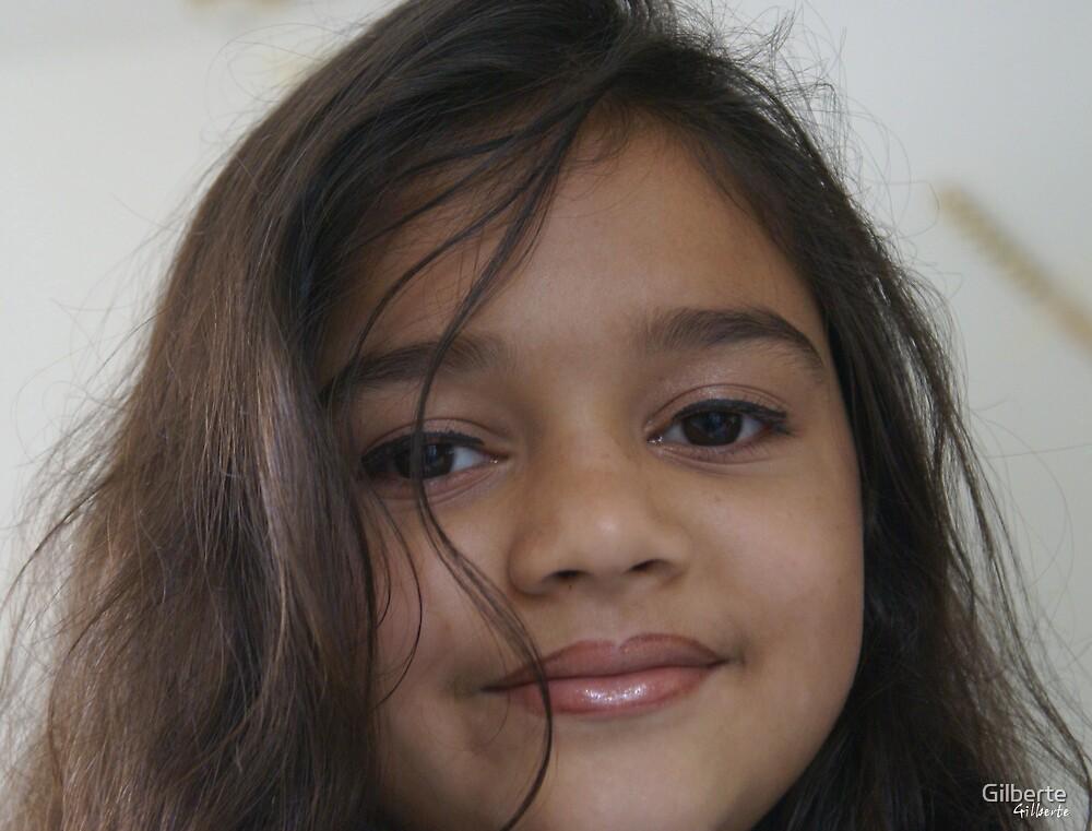Vruksha, my sweet little friend by Gilberte