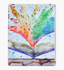 Reading Rainbows iPad Case/Skin