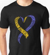 American Down Syndrome Awareness Shirt T-Shirt