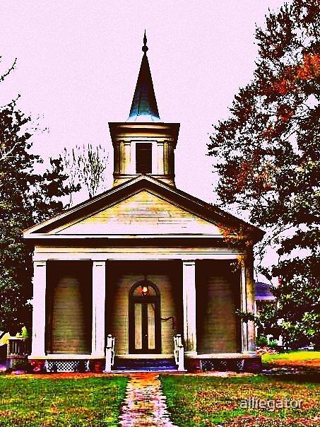Methodist Church by alliegator