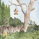 Fir Island Garden, WA by Diane Hall
