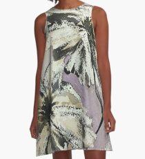 Evening Primrose A-Line Dress