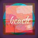 Beach by Dana Roper