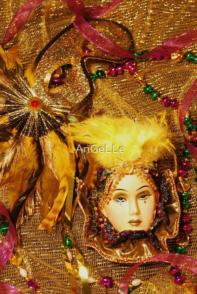 Mardi Gras by AnGeLLe