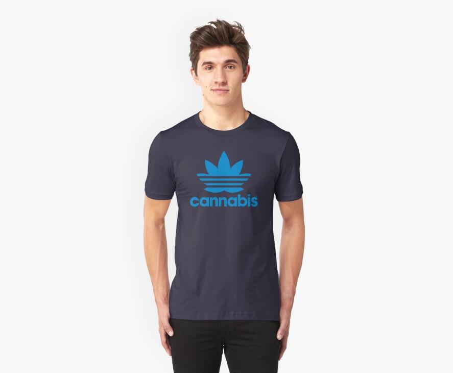 "Cannabis ""Adidas"" by BroadcastMedia"
