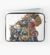 The Legend of Zelda - Breath of the Wild - Champions' Artwork - Link Laptop Sleeve