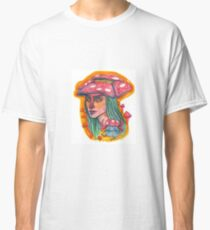 Mushroom Cap Classic T-Shirt