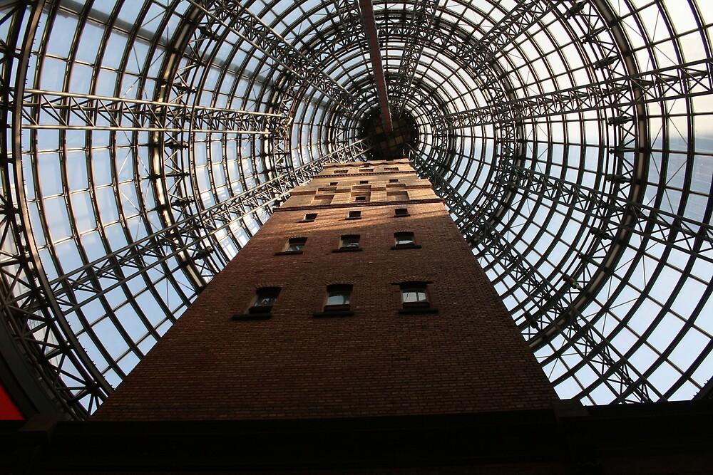 Melbourne Central station by USASTEYNS