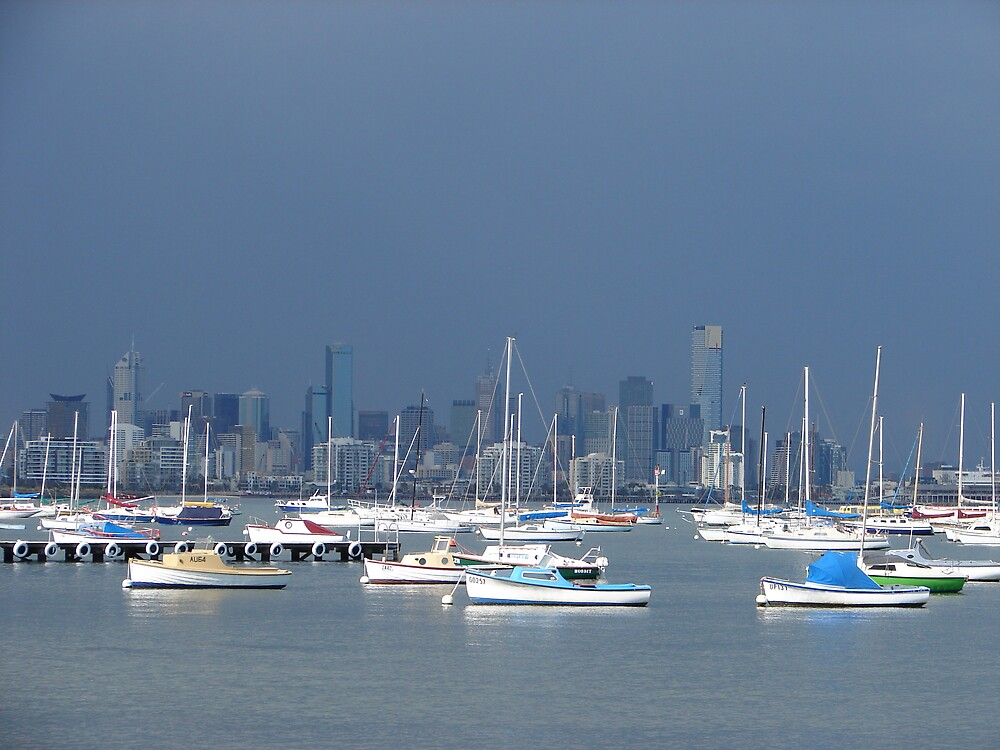 Mebourne weather brewing by USASTEYNS