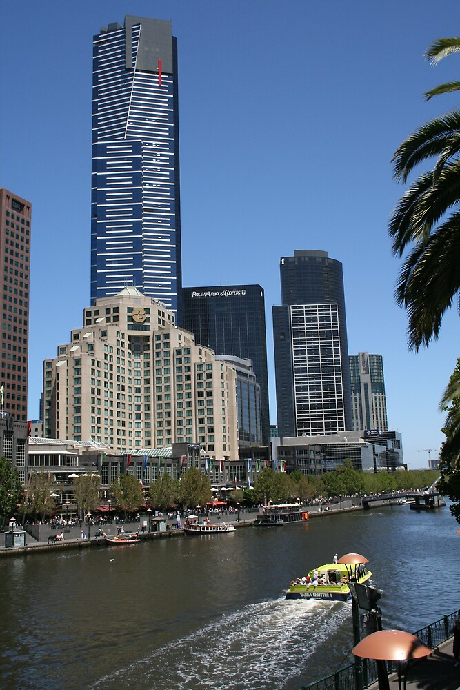 Mebourne by day by USASTEYNS