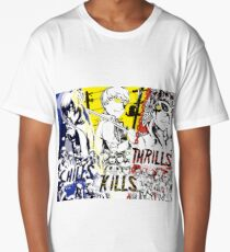 Chills, Kills, Thrills Long T-Shirt