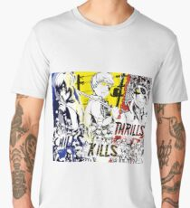 Chills, Kills, Thrills Men's Premium T-Shirt