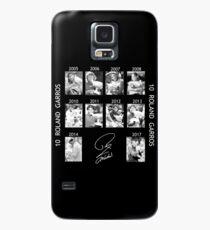 10 Roland Garros for Nadal Case/Skin for Samsung Galaxy