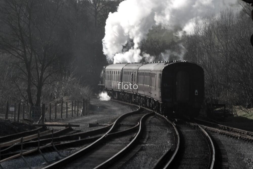 Steam Escape by floto