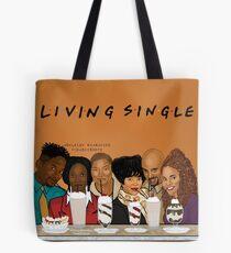 Living Single Tote Bag