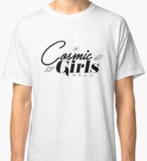 Cosmic Girls (우주소녀 [WJSN]) Black Classic T-Shirt