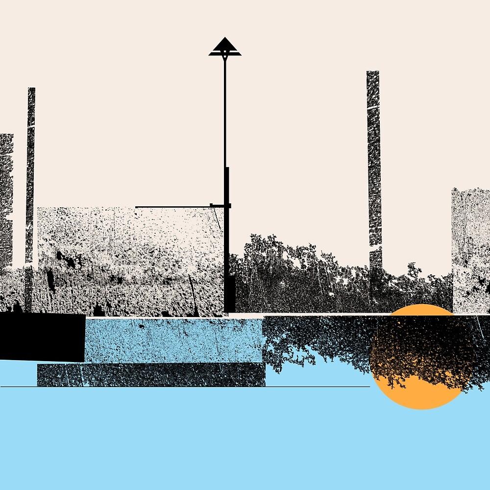 Havn by Martin Madsen
